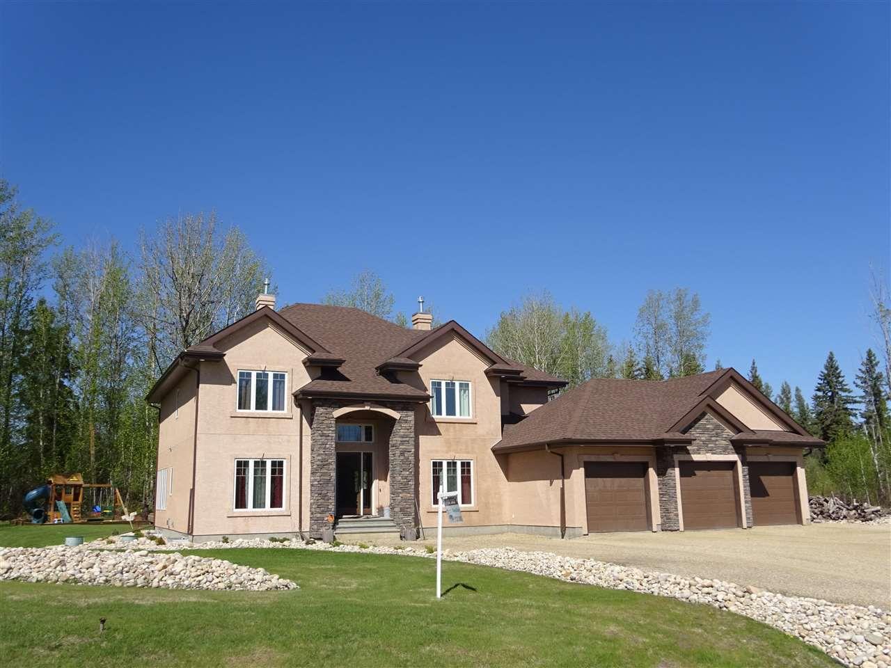 Main Photo: 10 53216 RR 264: Rural Parkland County House for sale : MLS®# E4152380