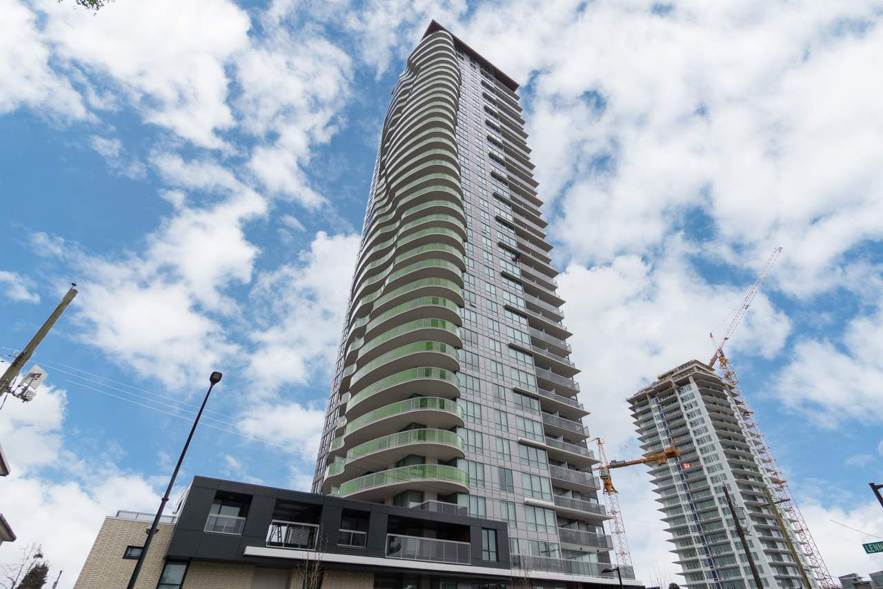 Main Photo: 1101 6638 DUNBLANE Avenue in Burnaby: Metrotown Condo for sale (Burnaby South)  : MLS®# R2363052