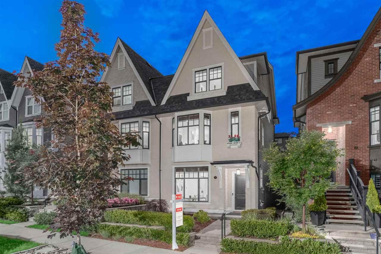 Main Photo: 4 3443 ROXTON Avenue in Coquitlam: Burke Mountain House 1/2 Duplex for sale : MLS®# R2374569