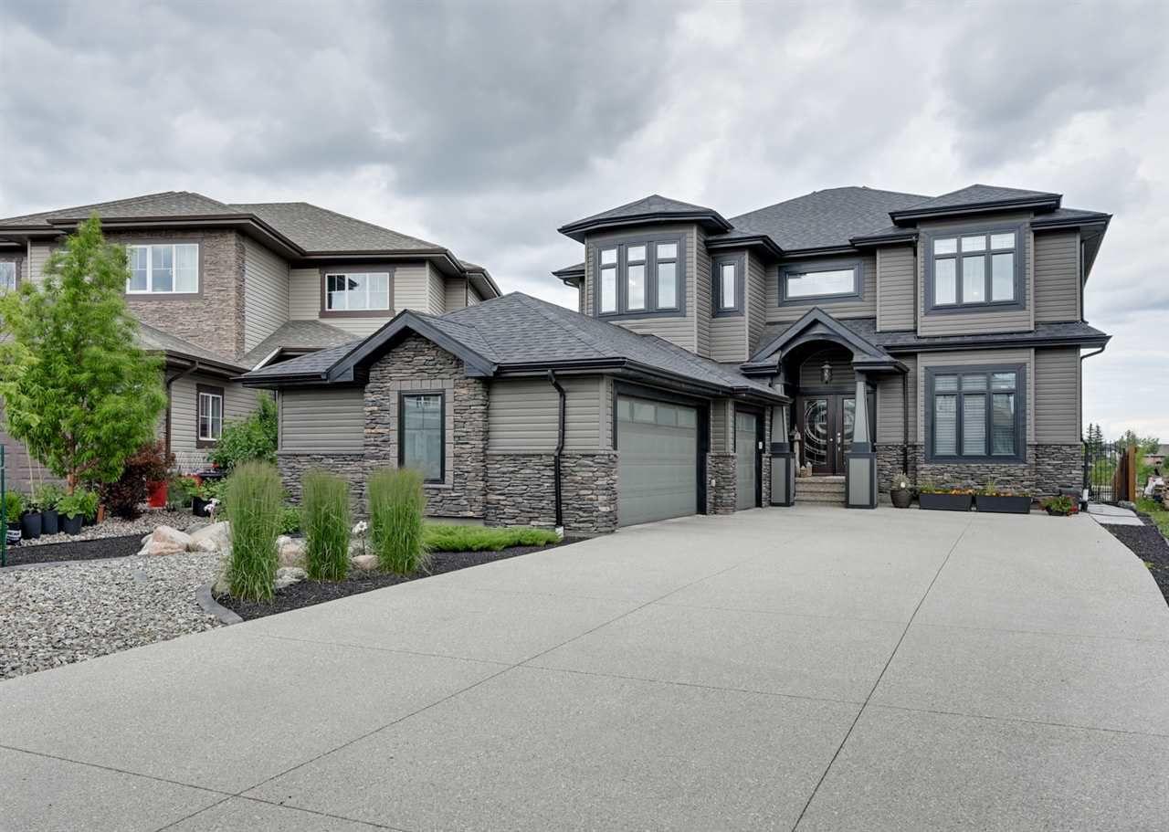 Main Photo: 1307 ADAMSON Drive in Edmonton: Zone 55 House for sale : MLS®# E4164416