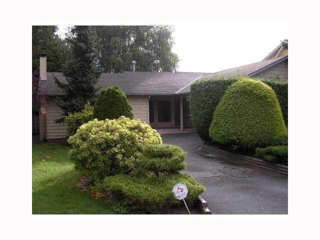 "Main Photo: 1414 53A Street in Tsawwassen: Cliff Drive House for sale in ""TSAWWASSEN HEIGHTS"" : MLS®# V870883"
