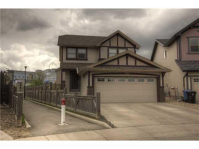 Main Photo: 595 AUBURN BAY Heights SE in CALGARY: Auburn Bay Residential Detached Single Family for sale (Calgary)  : MLS®# C3588095