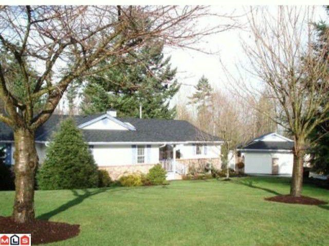 Main Photo: 17157  27A AV in Surrey: Grandview Surrey House for sale (South Surrey White Rock)  : MLS®# F1107794