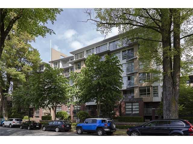 Main Photo: 508 2137 W 10TH Avenue in Vancouver: Kitsilano Condo for sale (Vancouver West)  : MLS®# V1065275