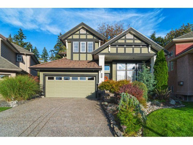 """Main Photo: 3472 150B Street in Surrey: Morgan Creek House for sale in """"Rosemary West"""" (South Surrey White Rock)  : MLS®# F1432300"""