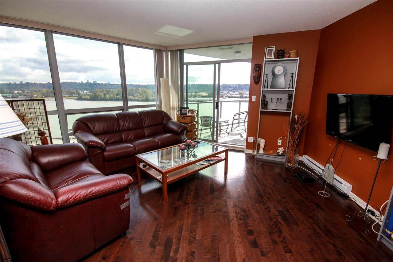 """Main Photo: 1108 14 BEGBIE Street in New Westminster: Quay Condo for sale in """"INTERURBAN"""" : MLS®# R2004198"""