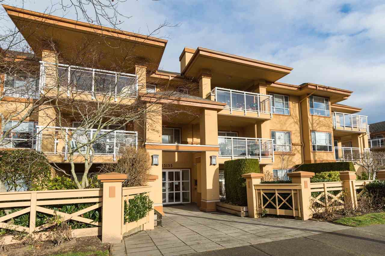 "Main Photo: 105 15155 22 Avenue in Surrey: Sunnyside Park Surrey Condo for sale in ""VILLA PACIFIC"" (South Surrey White Rock)  : MLS®# R2018951"