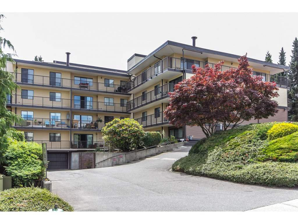 "Main Photo: 201 32110 TIMS Avenue in Abbotsford: Abbotsford West Condo for sale in ""Bristol Court"" : MLS®# R2083243"
