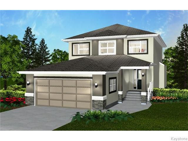 Main Photo: 248 Singh Trail in Winnipeg: Waterford Green Residential for sale (4L)  : MLS®# 1623198