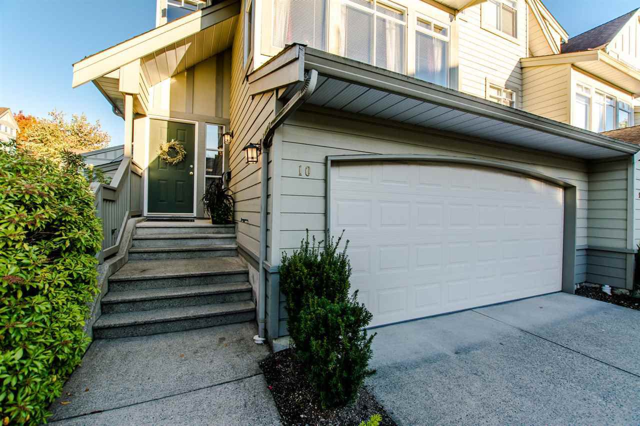 Main Photo: 10 10238 155A Street in Surrey: Guildford Townhouse for sale (North Surrey)  : MLS®# R2117062
