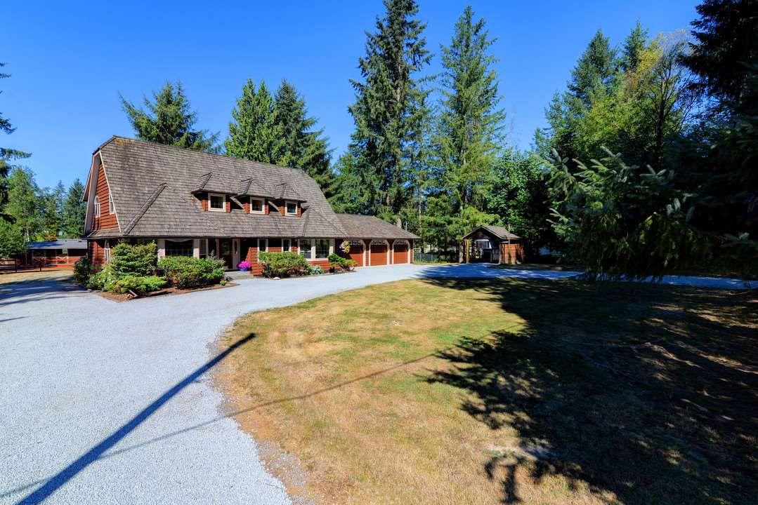 Main Photo: 13369 PARK Lane in Maple Ridge: North Maple Ridge House for sale : MLS®# R2188504