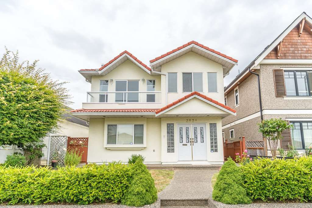 Main Photo: 3831 SPRUCE Street in Burnaby: Burnaby Hospital House for sale (Burnaby South)  : MLS®# R2195921