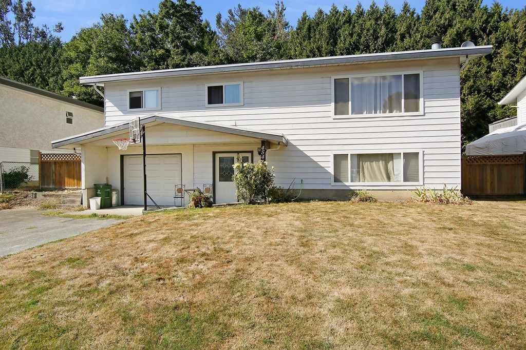 Main Photo: 45419 MCINTOSH Drive in Chilliwack: Chilliwack W Young-Well House for sale : MLS®# R2205456