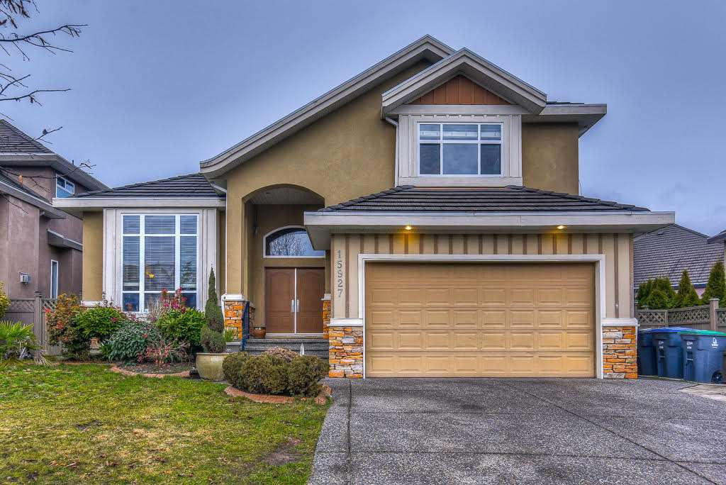 Main Photo: 15927 89A Avenue in Surrey: Fleetwood Tynehead House for sale : MLS®# R2228908