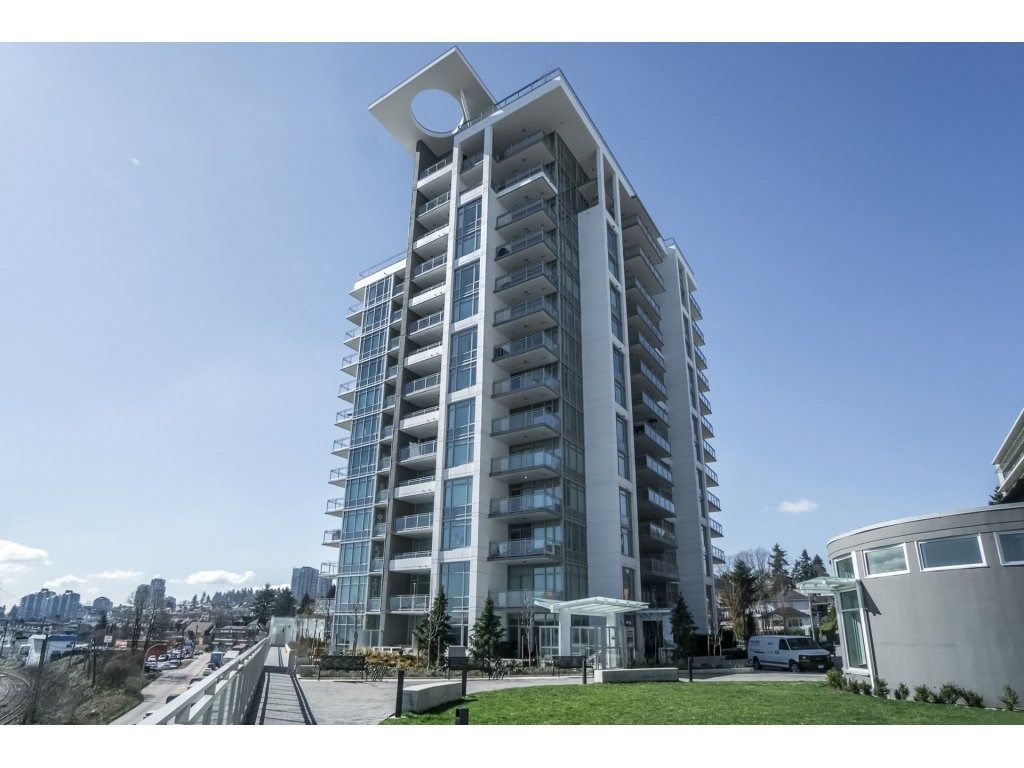 "Main Photo: 207 200 NELSON'S Crescent in New Westminster: Sapperton Condo for sale in ""THE SAPPERTON"" : MLS®# R2247829"