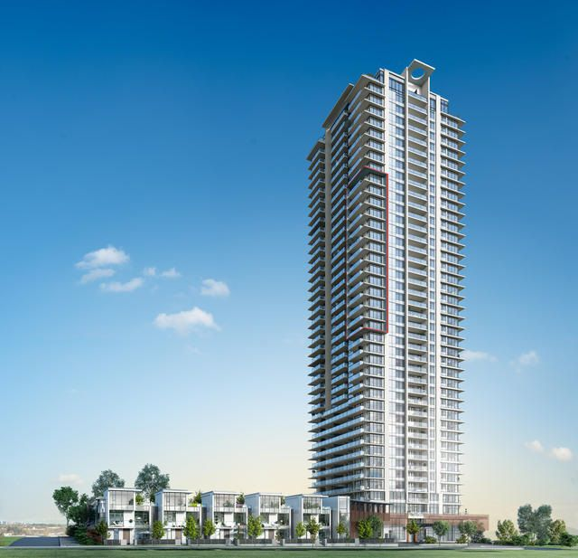Main Photo: 3901 2388 MADISON AVENUE in : Brentwood Park Condo for sale (Burnaby North)  : MLS®# R2143385