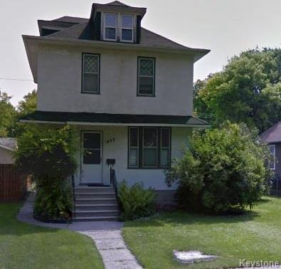 Main Photo: 663 Strathcona Street in Winnipeg: West End Residential for sale (5C)  : MLS®# 1815593