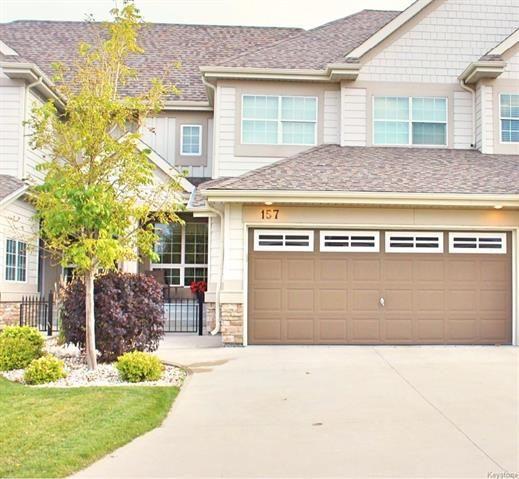Main Photo: 157 Red Moon Road in Winnipeg: Sage Creek Condominium for sale (2K)  : MLS®# 1816555