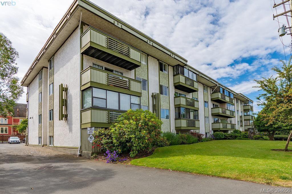 Main Photo: 412 25 Government Street in VICTORIA: Vi James Bay Condo Apartment for sale (Victoria)  : MLS®# 394656