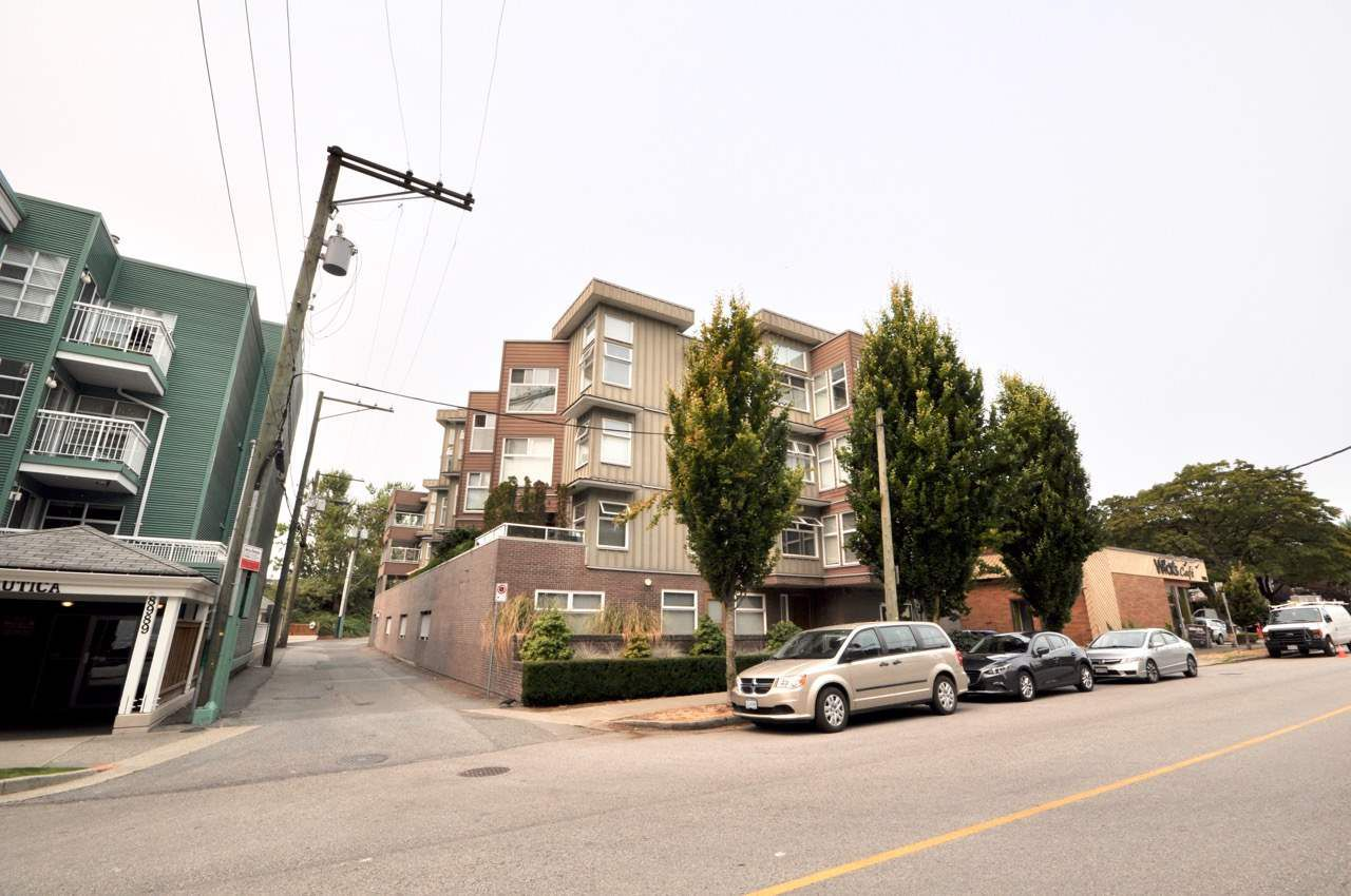 """Main Photo: 406 8915 HUDSON Street in Vancouver: Marpole Condo for sale in """"HUDSON MEWS"""" (Vancouver West)  : MLS®# R2298877"""