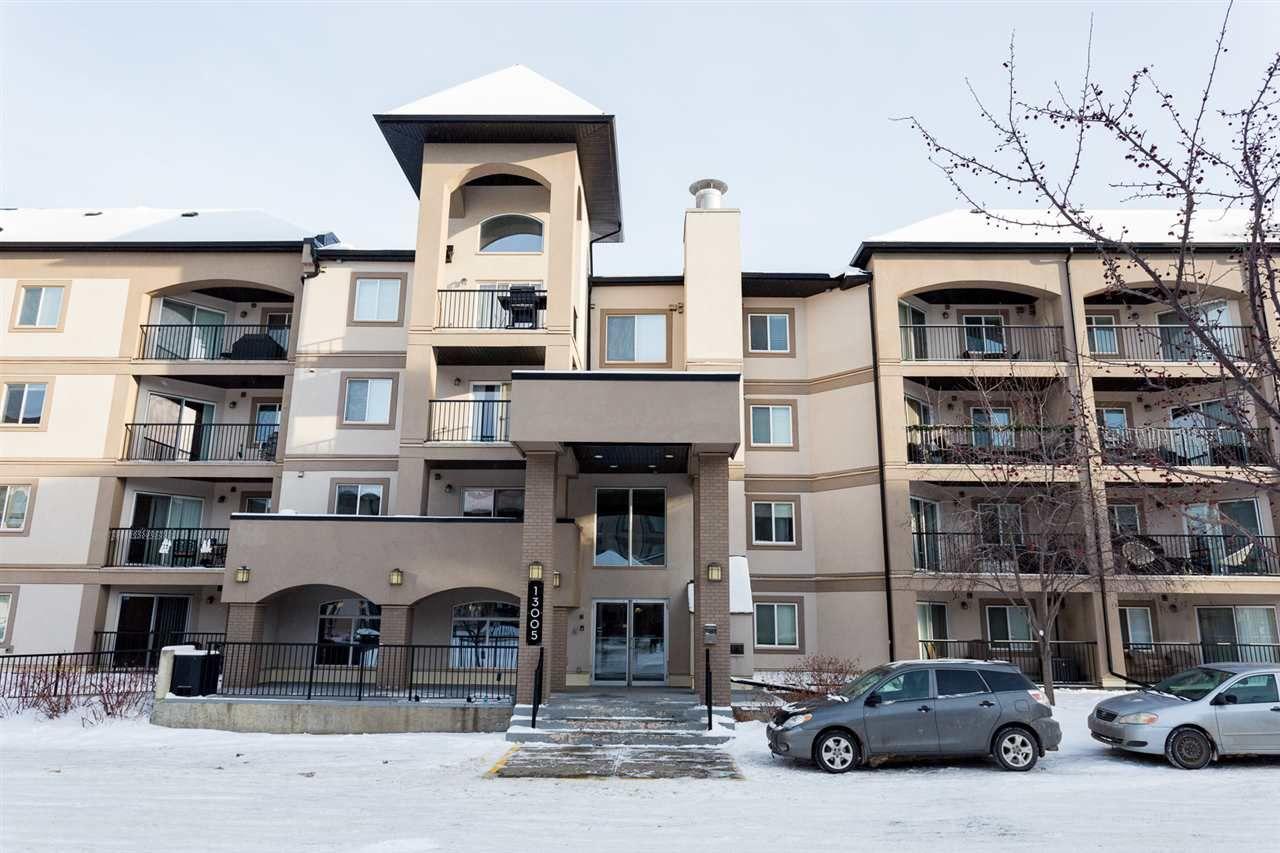 Main Photo: 310 13005 140 Avenue in Edmonton: Zone 27 Condo for sale : MLS®# E4139884