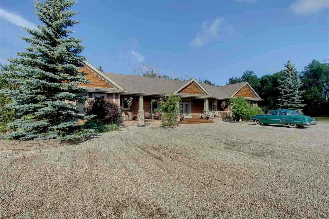 Main Photo: 0 51320 RANGE ROAD 10: Rural Parkland County House for sale : MLS®# E4144577