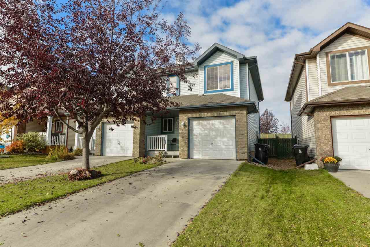 Main Photo: 49 Ventura Street: Spruce Grove House Half Duplex for sale : MLS®# E4147086