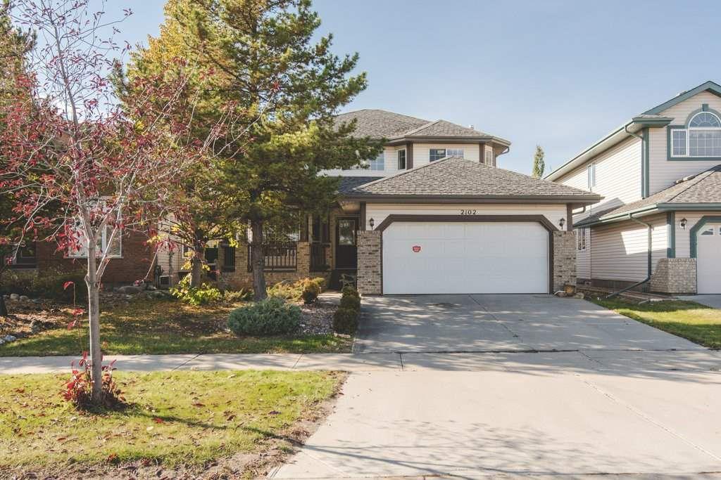 Main Photo: 2102 HADDOW Drive in Edmonton: Zone 14 House for sale : MLS®# E4148280
