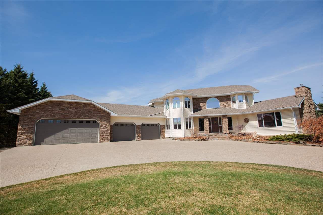 Main Photo: 41 54324 Bellerose Drive: Rural Sturgeon County House for sale : MLS®# E4148791