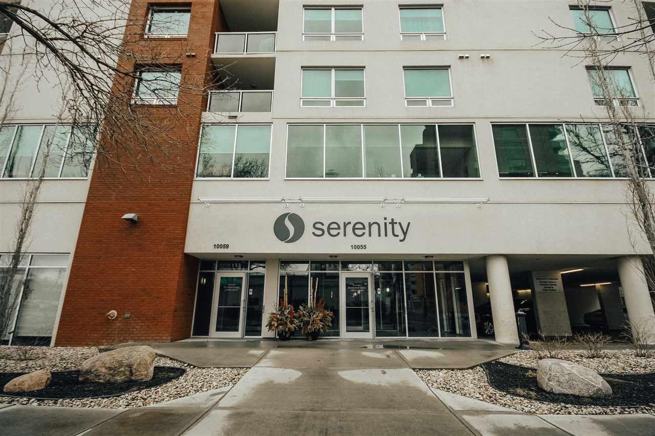 Main Photo: 406 10055 118 Street in Edmonton: Zone 12 Condo for sale : MLS®# E4155288