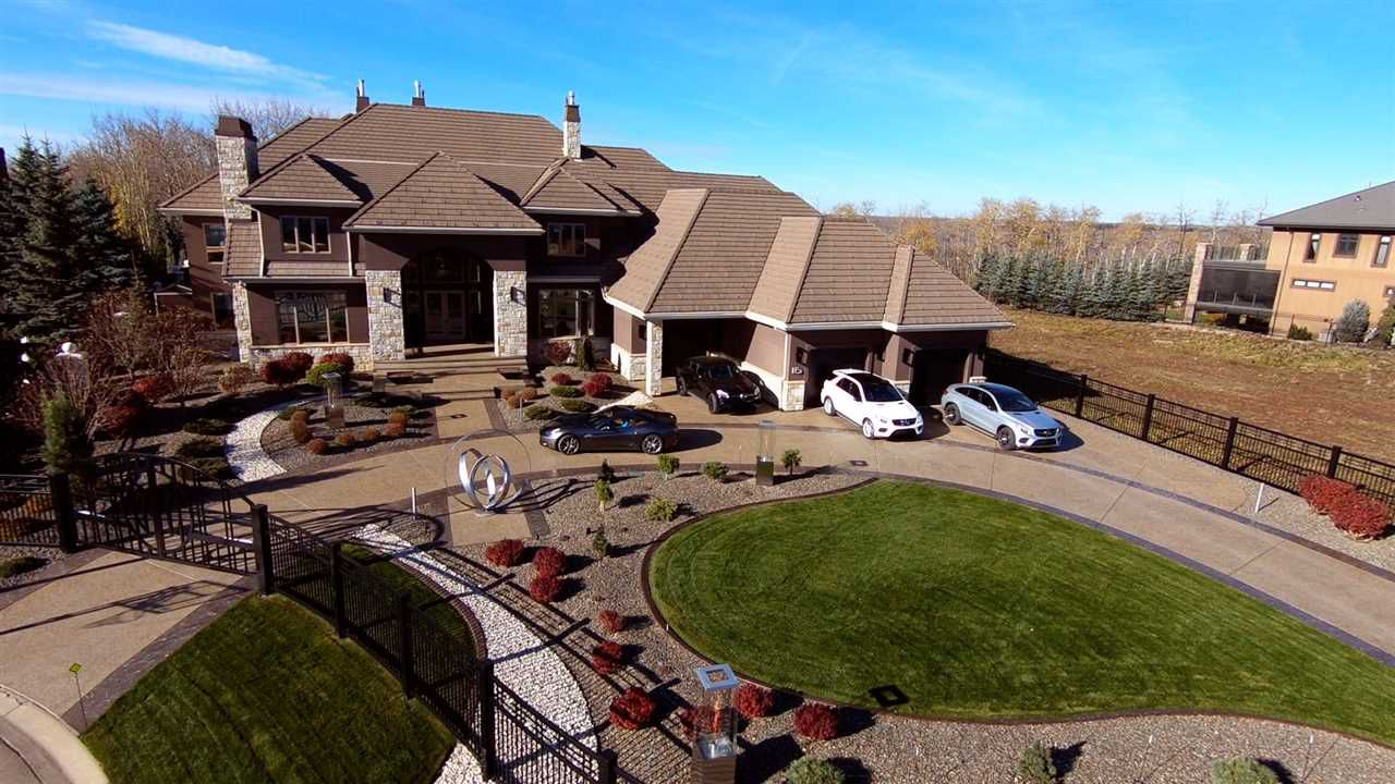 Main Photo: 16 WINDERMERE Drive in Edmonton: Zone 56 House for sale : MLS®# E4164911