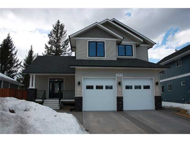 Main Photo: 7557 LOEDEL Crescent in Prince George: Lower College House for sale (PG City South (Zone 74))  : MLS®# N208227
