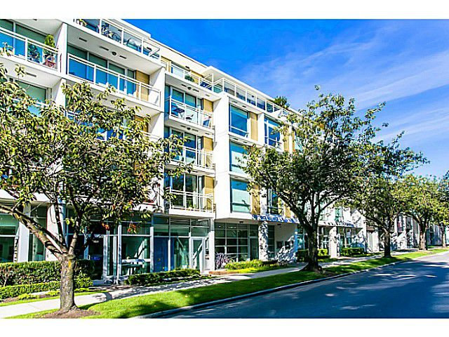 Main Photo: # 509 1635 W 3RD AV in Vancouver: False Creek Condo for sale (Vancouver West)  : MLS®# V1026731
