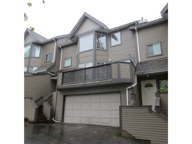 "Main Photo: 41 1271 LASALLE Place in Coquitlam: Canyon Springs Townhouse for sale in ""CHATEAU LASALLE"" : MLS®# V1030467"