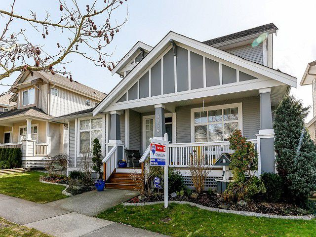 "Main Photo: 18956 71A Avenue in Surrey: Clayton House for sale in ""CLAYTON VILLAGE"" (Cloverdale)  : MLS®# F1404810"