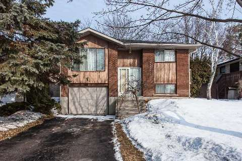 Main Photo: 366 Carnaby Court in Oshawa: Centennial House (Bungalow-Raised) for sale : MLS®# E2858629