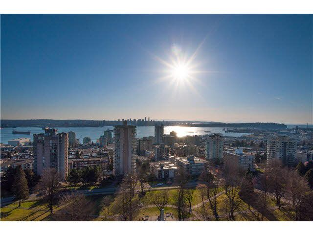 Main Photo: 1502 140 E KEITH Road in North Vancouver: Central Lonsdale Condo for sale : MLS®# V1108218