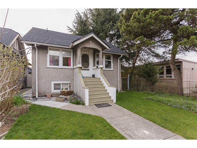 Main Photo: 6085 PRINCE ALBERT Street in Vancouver: Fraser VE House for sale (Vancouver East)  : MLS®# V1110991