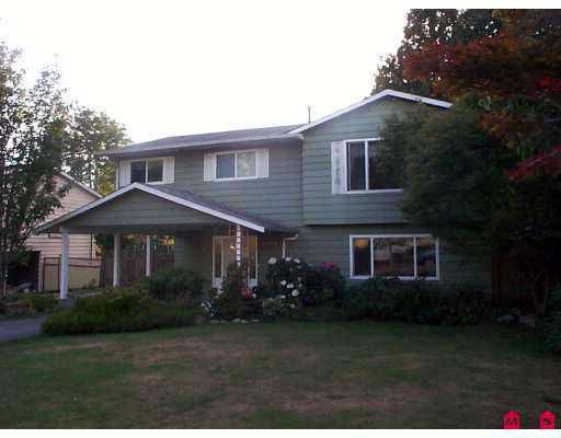 """Main Photo: 8973 149TH ST in Surrey: Bear Creek Green Timbers House for sale in """"Fleetwood/Gr. Timbers"""" : MLS®# F2620321"""