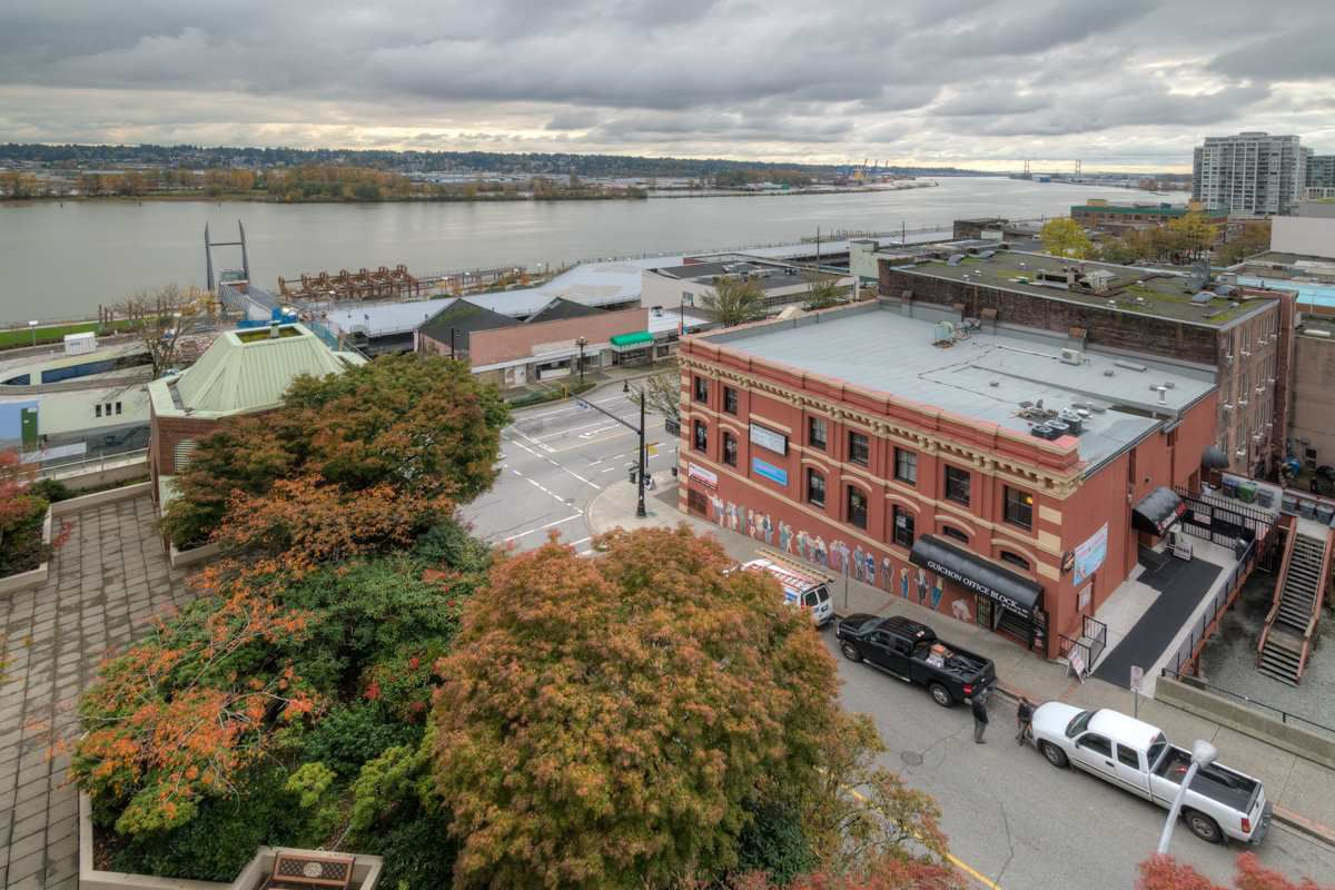 """Main Photo: 503 328 CLARKSON Street in New Westminster: Downtown NW Condo for sale in """"Highbourne Towers"""" : MLS®# R2012912"""