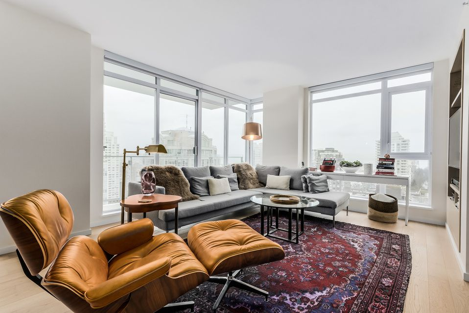 """Main Photo: 2008 1351 CONTINENTAL Street in Vancouver: Downtown VW Condo for sale in """"MADDOX"""" (Vancouver West)  : MLS®# R2028092"""
