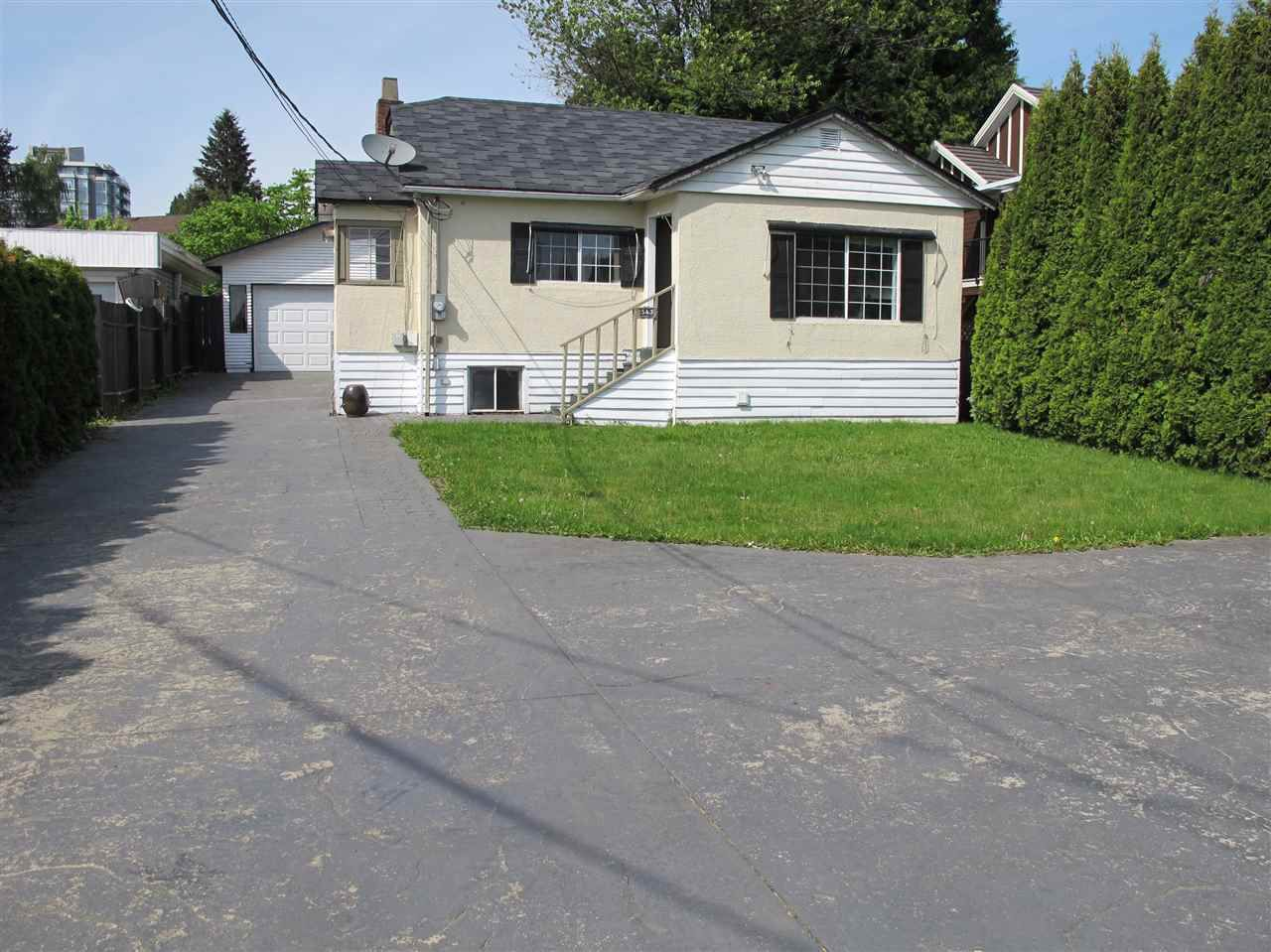 Main Photo: 563 ALDERSON Avenue in Coquitlam: Coquitlam West House for sale : MLS®# R2044273