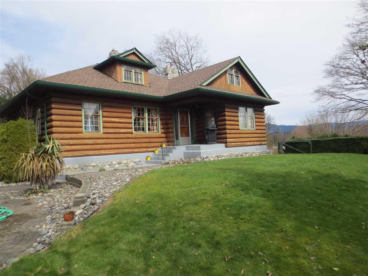 Main Photo: 9449 285 Street in Maple Ridge: Whonnock House for sale : MLS®# R2148711