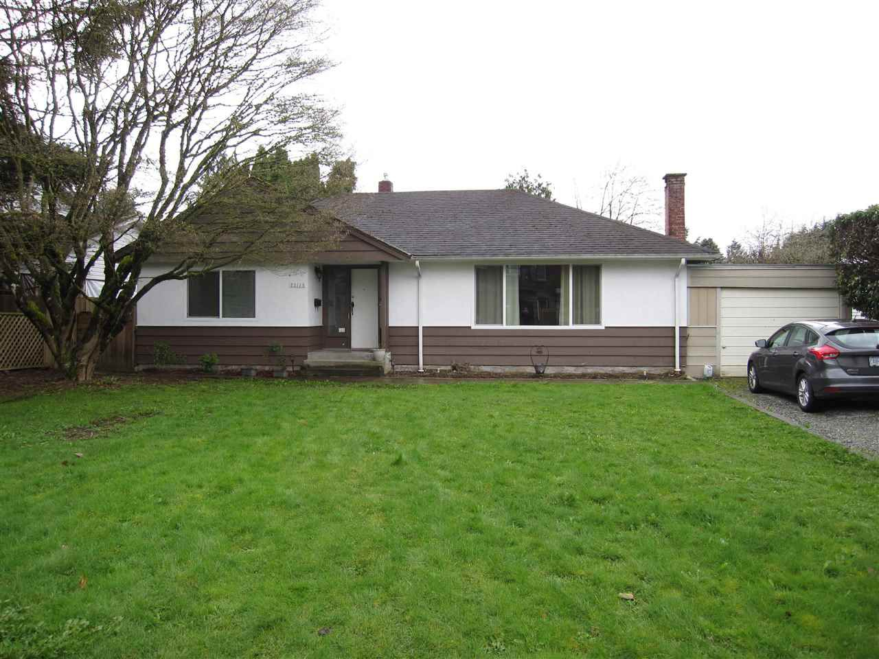 Main Photo: 22138 119 Avenue in Maple Ridge: West Central House for sale : MLS®# R2158040