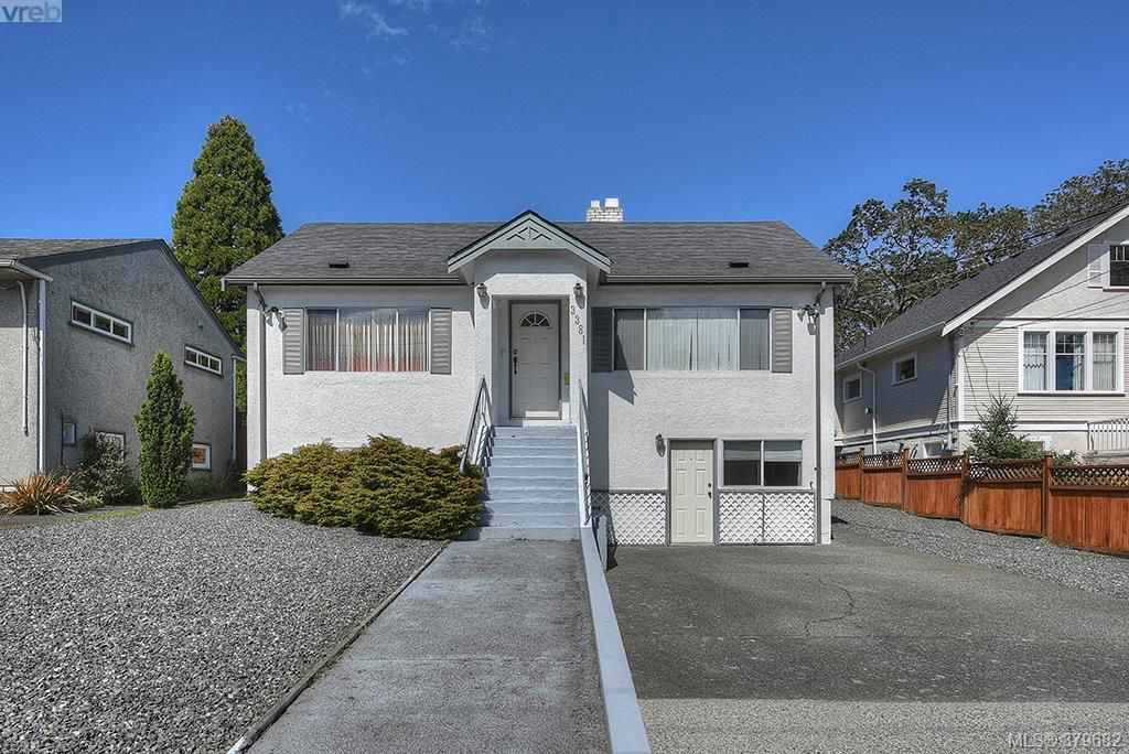 Main Photo: 3381 Cook Street in VICTORIA: SE Maplewood Single Family Detached for sale (Saanich East)  : MLS®# 379682