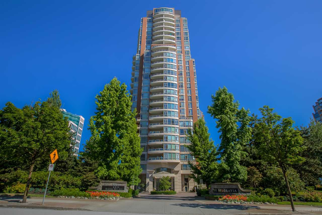 """Main Photo: 507 6838 STATION HILL Drive in Burnaby: South Slope Condo for sale in """"THE BELGRAVIA"""" (Burnaby South)  : MLS®# R2185775"""