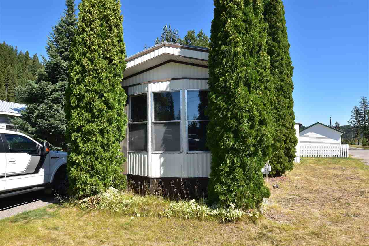 Main Photo: 234 5130 NORTH NECHAKO Road in Prince George: Nechako Bench Manufactured Home for sale (PG City North (Zone 73))  : MLS®# R2194329