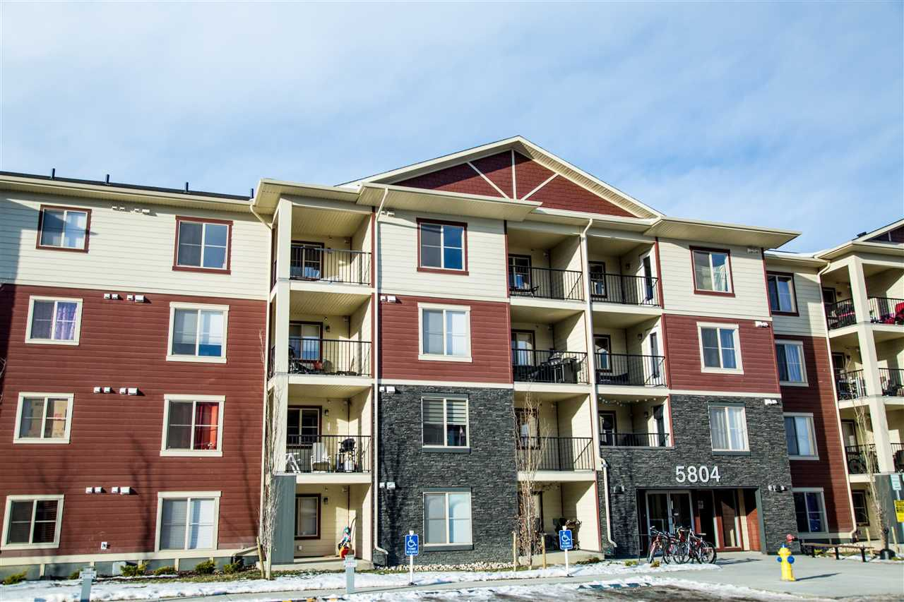 Main Photo: 239 5804 Mullen Place NW in Edmonton: Condo for sale : MLS®# E4089656