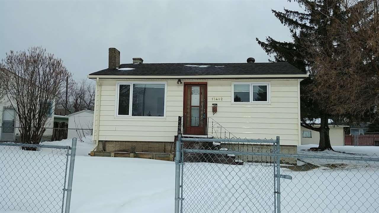 Main Photo: 15402 94A Avenue in Edmonton: Zone 22 House for sale : MLS®# E4124912