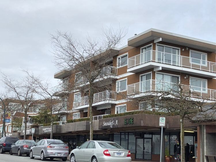 Main Photo: 108 15233 PACIFIC Avenue: White Rock Condo for sale (South Surrey White Rock)  : MLS®# R2303373